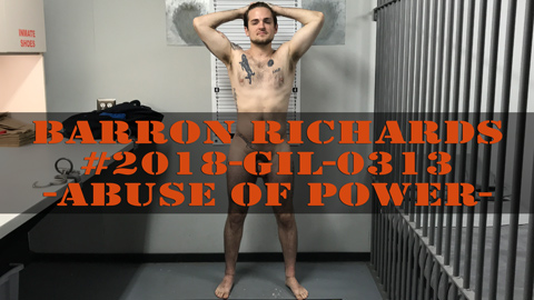 Barron Richards - Abuse Of Power - Jailed - Solo
